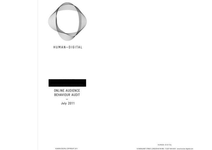 MICROSOFT      BUSINESS    INTELLIGENCEUK ONLINE CUSTOMER BEHAVIOUR     BENCHMARKING AUDIT         JULY 2011
