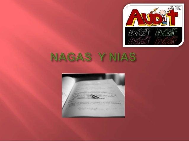 NIAS - NAGAS