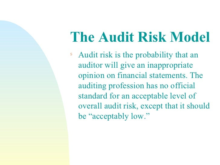 audit risk 1 Wolters kluwer audit solutions provide you visibility across the three lines of defense, consistency throughout your workflow, and efficiency for greater risk management.