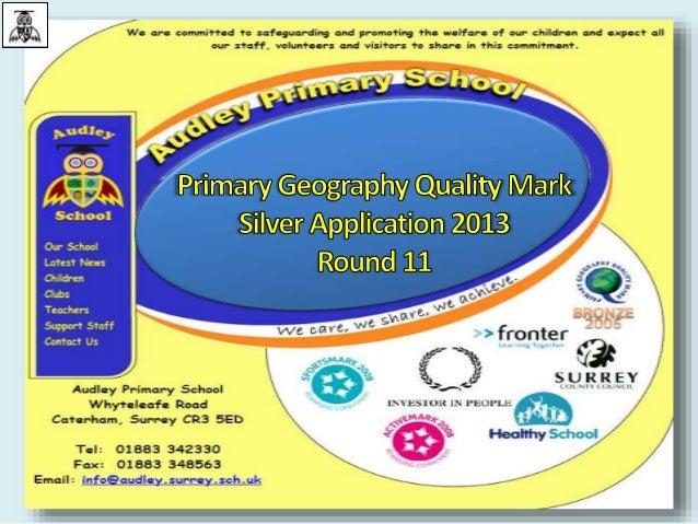 PGQM Silver Ppt application 2013