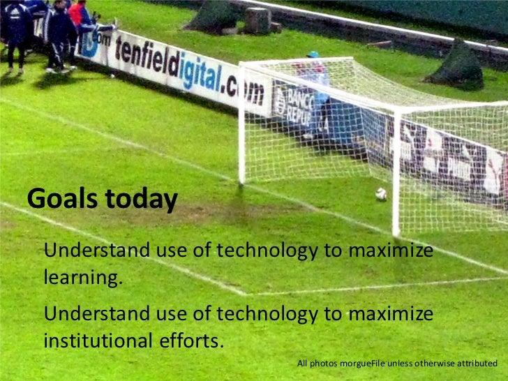 Aug 2012 NACADA Tech Talk #1: Trends