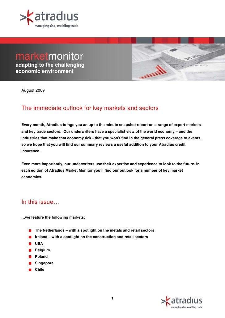 Aug Market Monitor