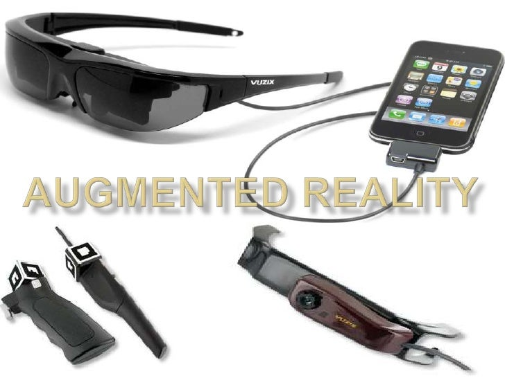 Augmented Reality e books