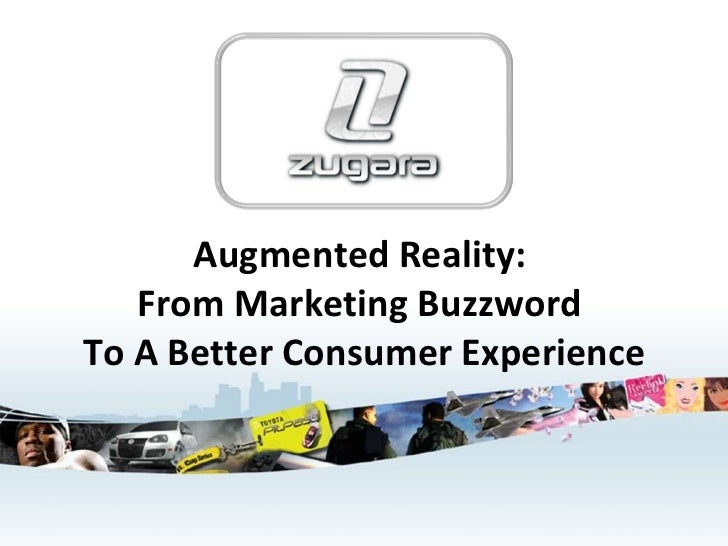 Augmented Reality - From Marketing Buzzword To A Better Consumer Experience