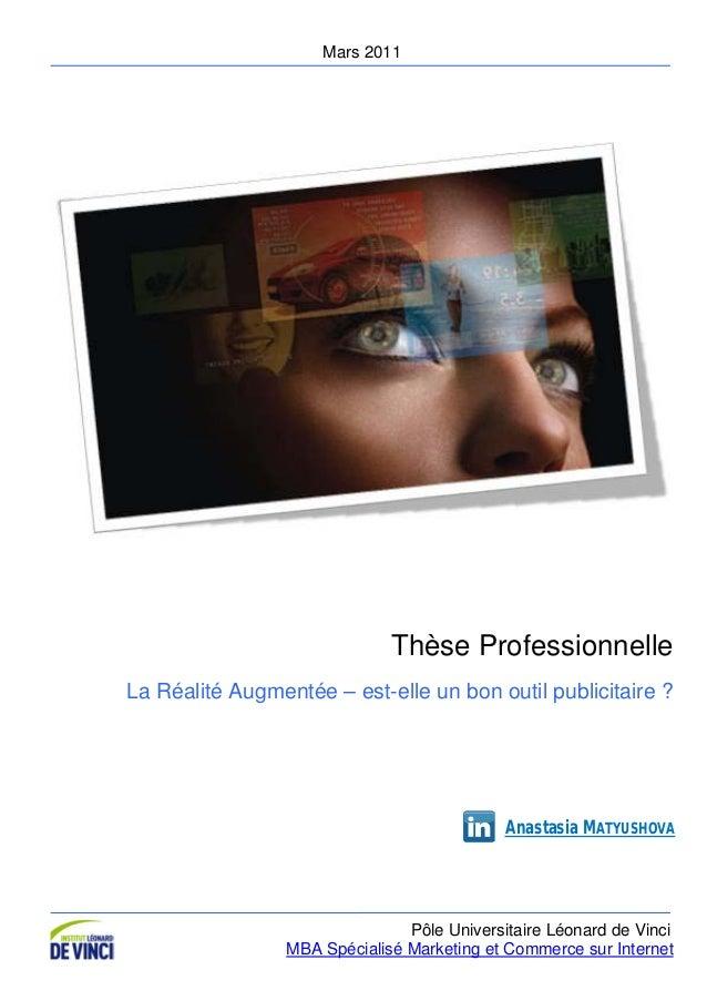 mba dissertation in marketing
