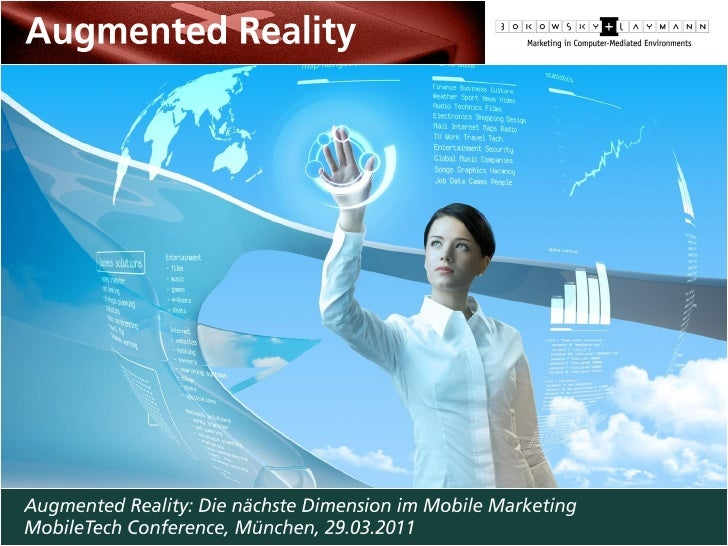 Augmented Reality: Die nächste Dimension im Mobile Marketing