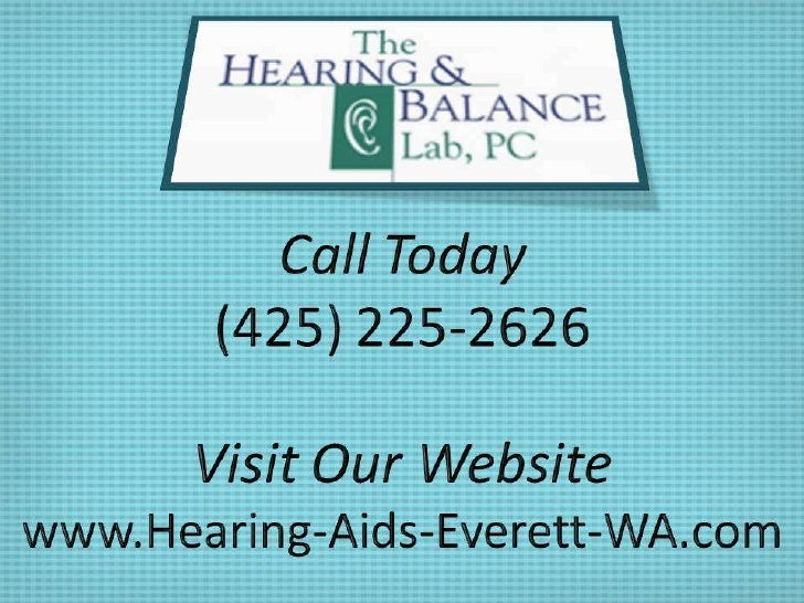 Accessories that Connect to Hearing Aids Everett WA
