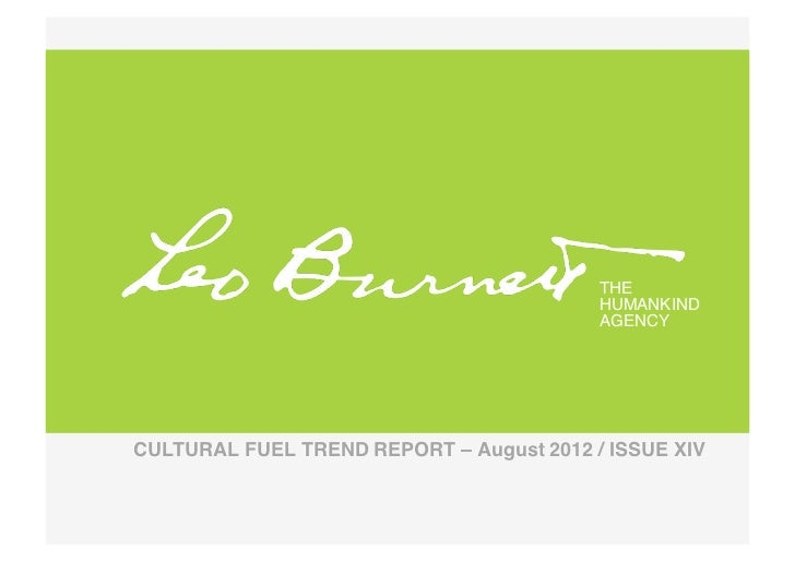 August 2012 cultural fuel trend report web