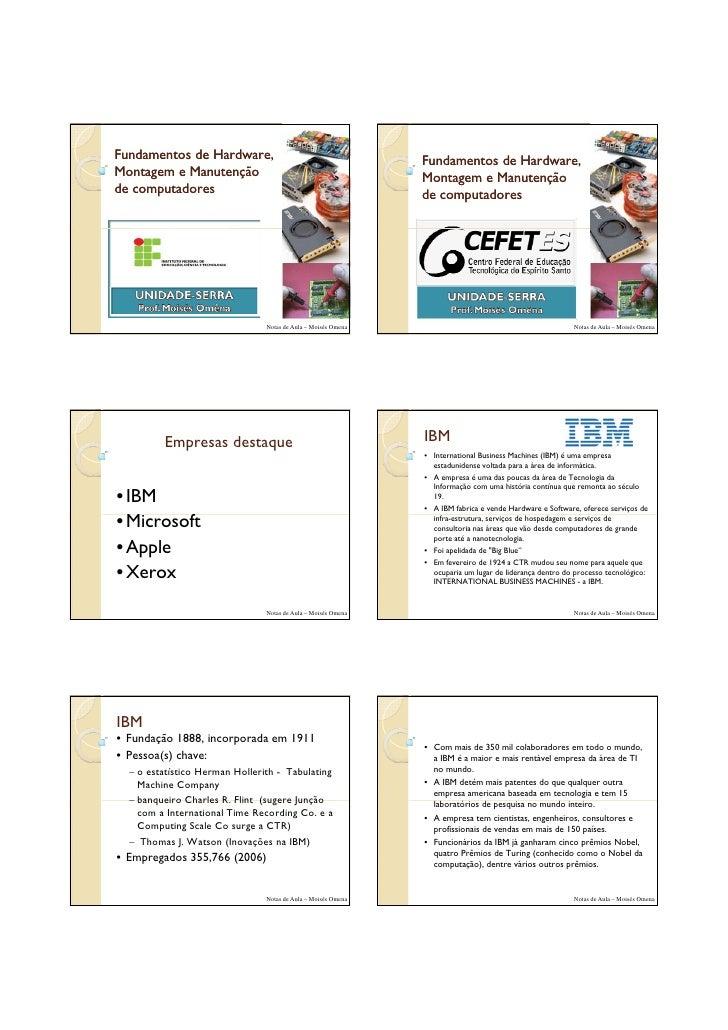 Aula   04- in1 - ifes - 2 semestre 2010-n