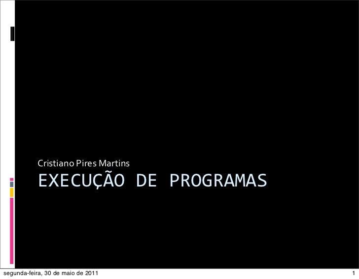 Aula 08-oac-execucao-de-programas