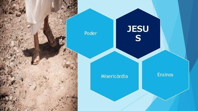 JESU S Poder Misericórdia Ensinos