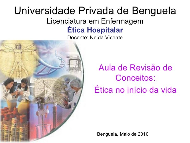 Ética Hospitalar