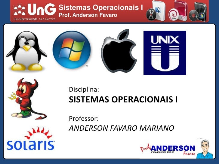 Aula00 apresentacao - manhã - 1sem2011