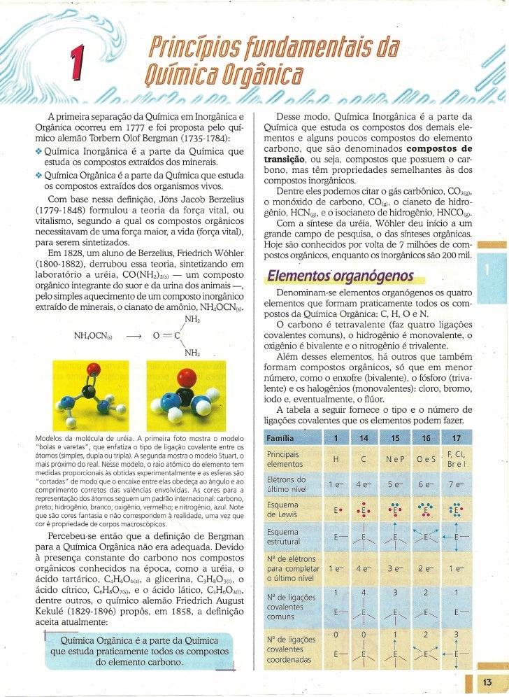 Fundamentos da Química Orgânica