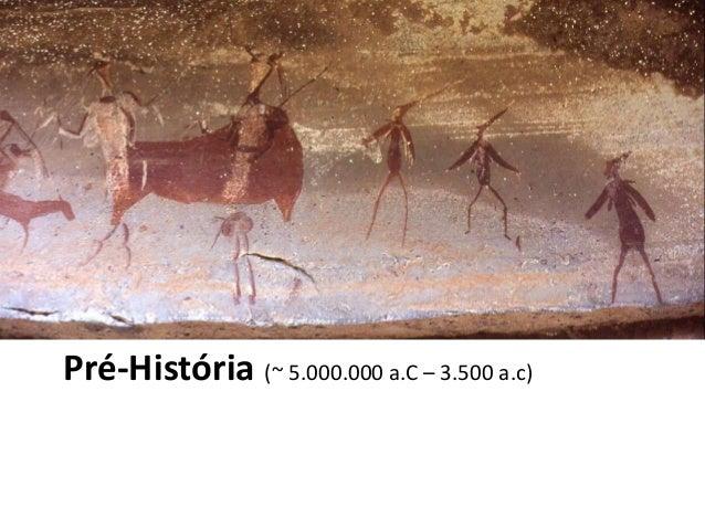 História da Arte - Pré-história e Antiguidade