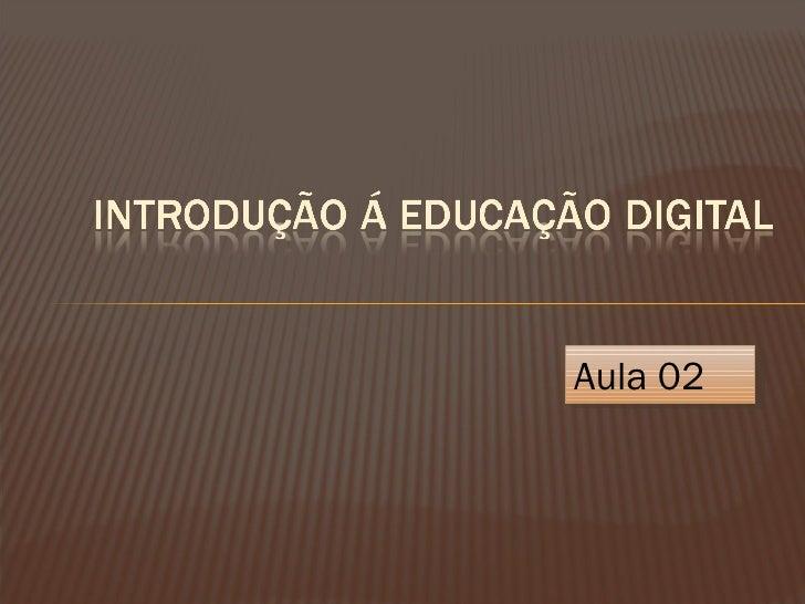 Linux Educacional Aula 02