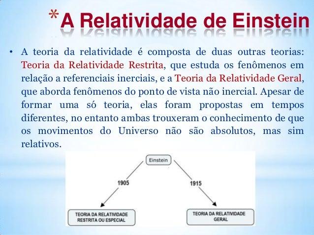 Aula 02 teoria da relatividade - parte 01