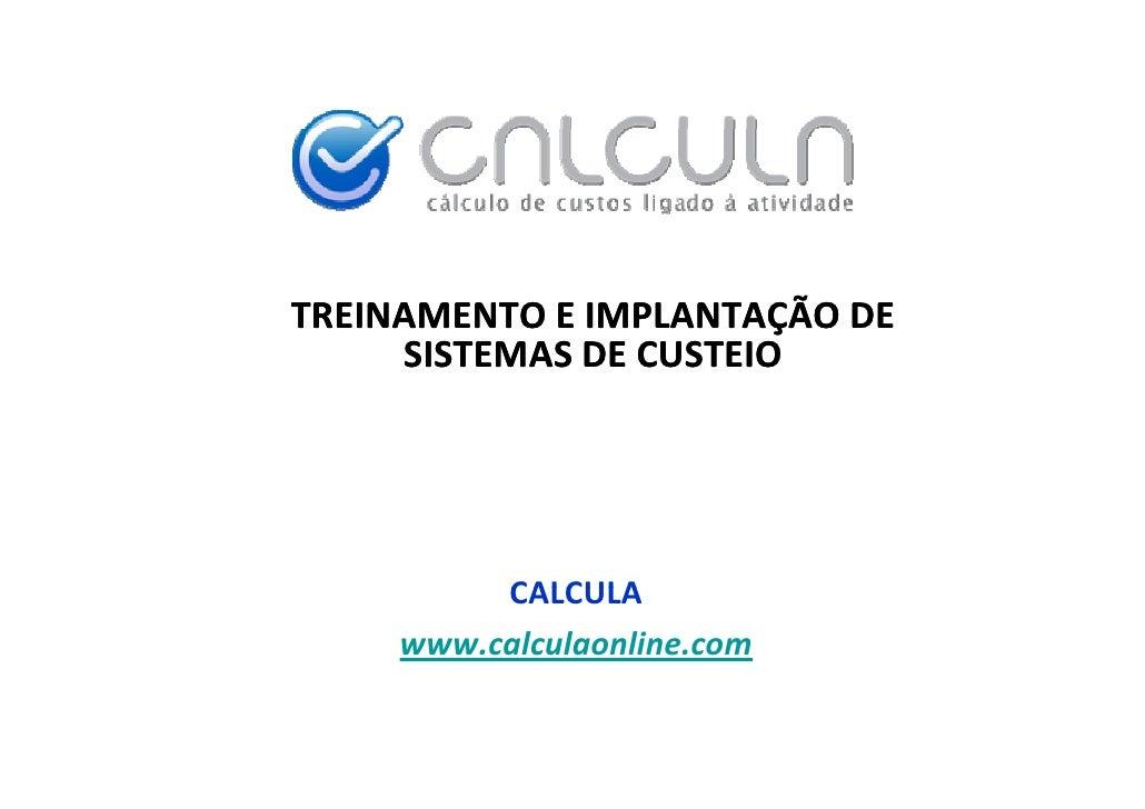 TREINAMENTOEIMPLANTAÇÃODE TREINAMENTO E IMPLANTAÇÃO DE TREINAMENTOEIMPLANTAÇÃODE               IMPLANTAÇÃO      SI...
