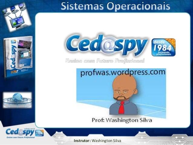 05                    2/4/2013Instrutor: Washington Silva