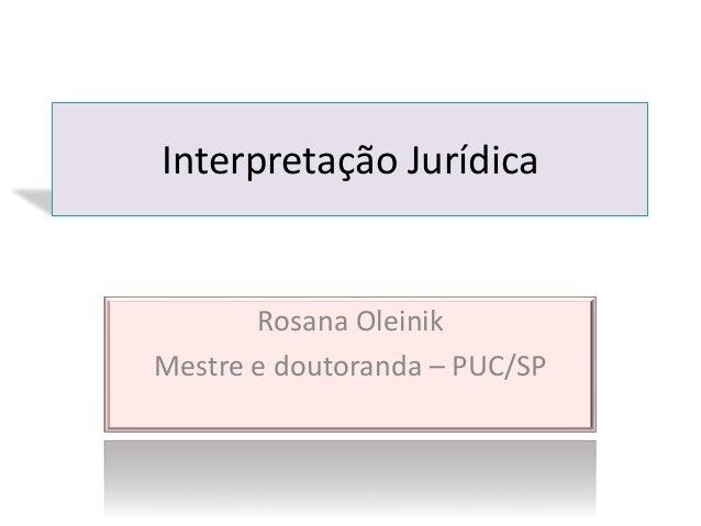 Aula 08 04-14 - dra. rosana oleinik - tgd