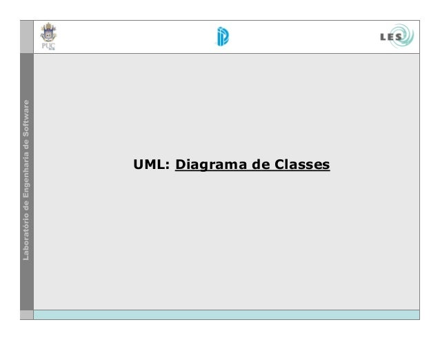 UML: Diagrama de Classes