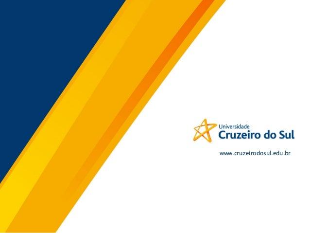 www.cruzeirodosul.edu.br