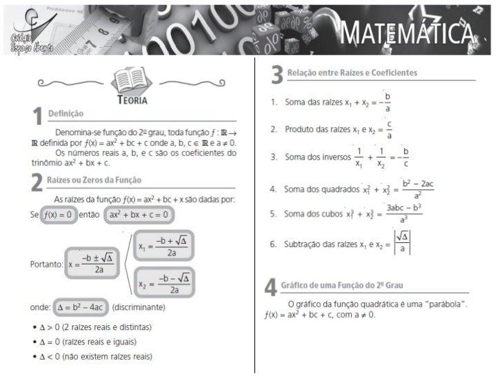 Aulas 11 a 13 - Matemática