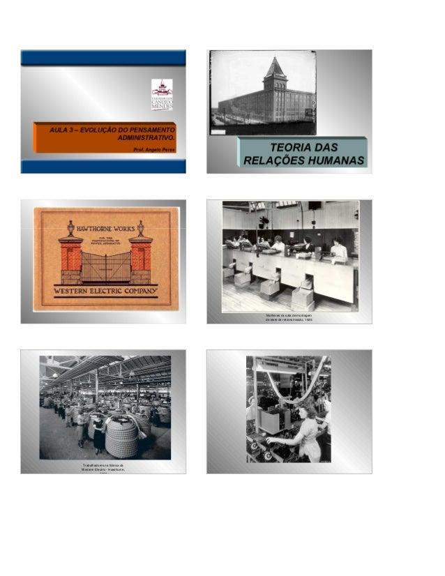 Mulheres na sala de montagem de teste de retransmissão, 1930.  Trabalhadores na fábrica da Western Electric - Hawthorne, 1...