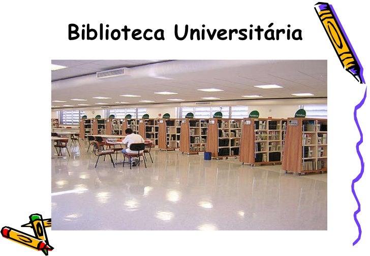 Biblioteca Universitária