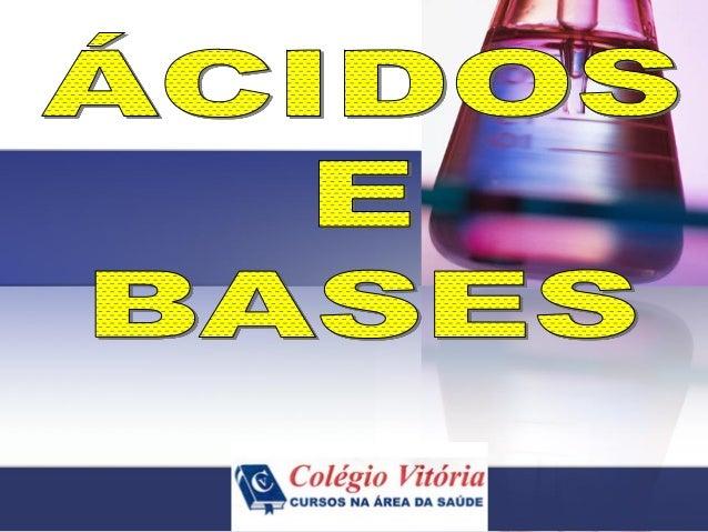 DEFINIÇÃO ÁCIDOS INORGÂNICOS  É toda substância que, ao ser dissolvida em água, fornece íons H+.  Essa definição foi pro...