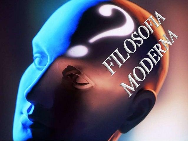 Filosofia Moderna: Empirismo e Racionalismo