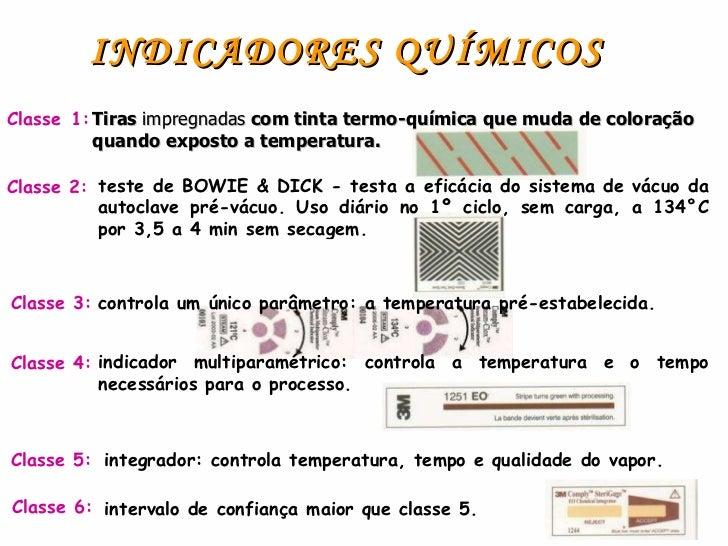 Aula esterilizacao - Autoclave classe 3 ...