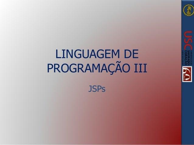 JSPs parte 1