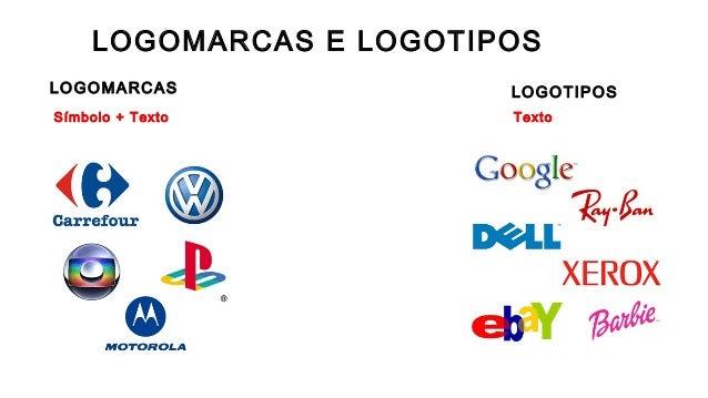 Aula sobre logotipos e logomarcas