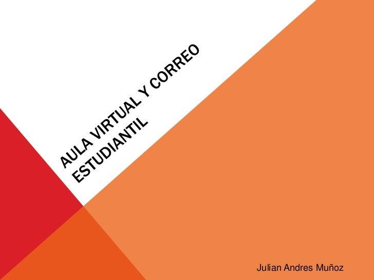 Julian Andres Muñoz