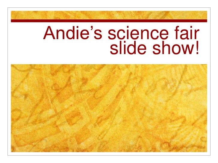 Aundrea science 2