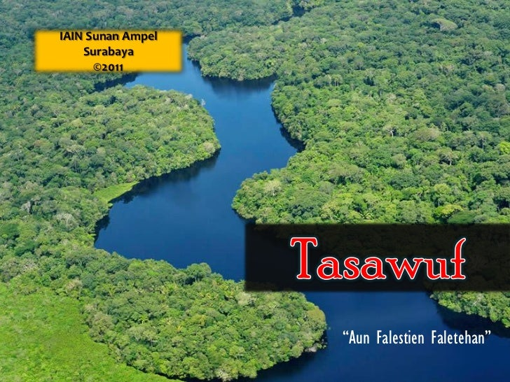 Konsep Dasar Tasawuf
