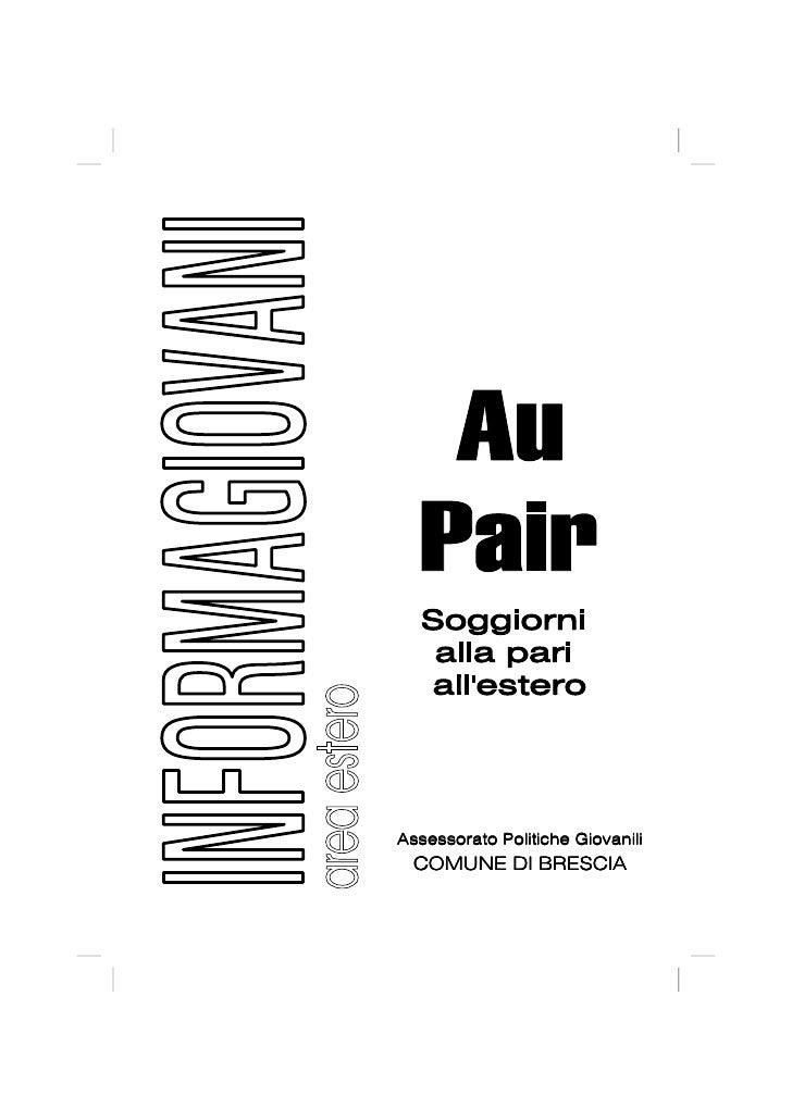 Au pair 2011