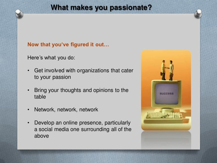 What makes a professional presentation?