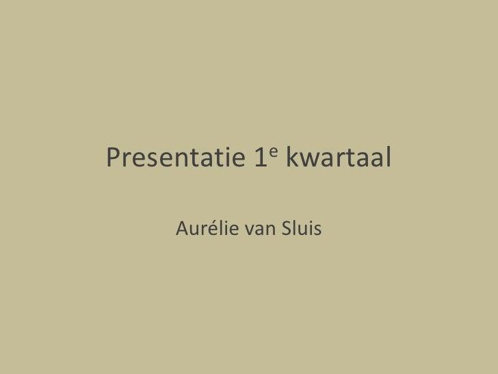 Aurelie 27112009