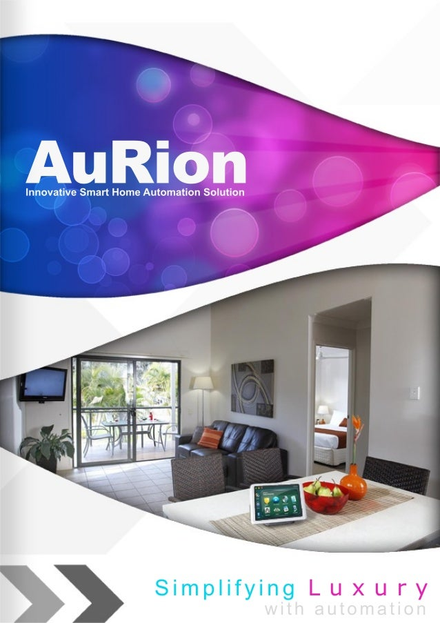 Aurion - Wireless Home Automation System