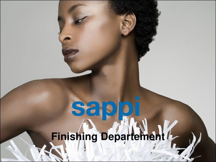 Finishing Departement1   Finishing Departement | Sappi Fine Paper Europe