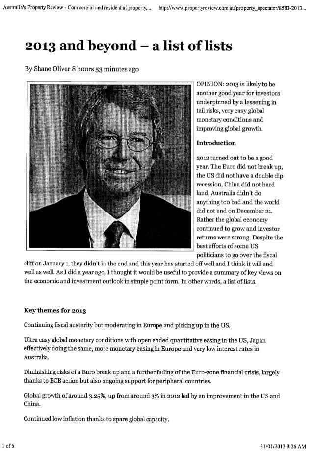 Aust prop-review-jan2013