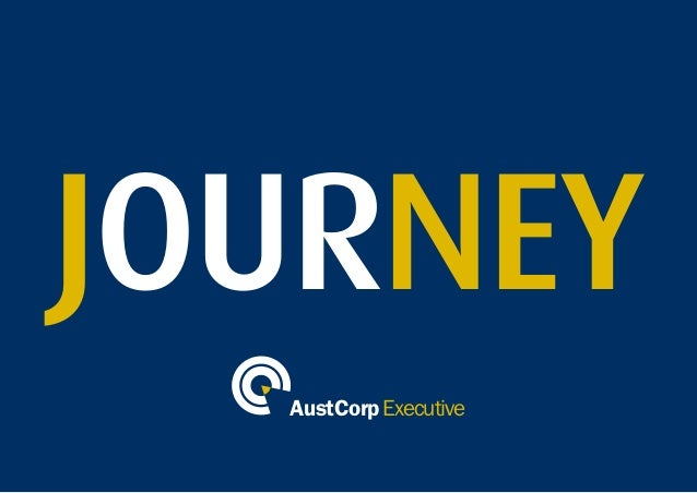 journey AustCorpExecutive