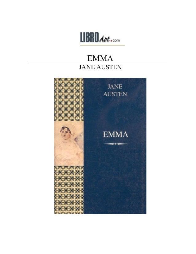 Jane Austen _ Emma