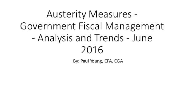 Austerity works? We need to keep making noise about why it doesn't