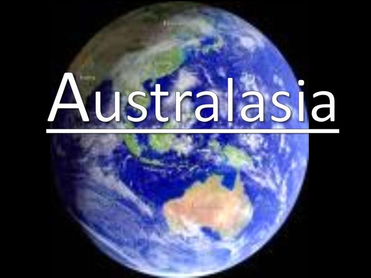 Australasia<br />