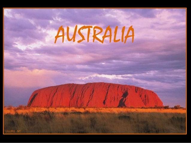 AUSTRALIAULURU - NT