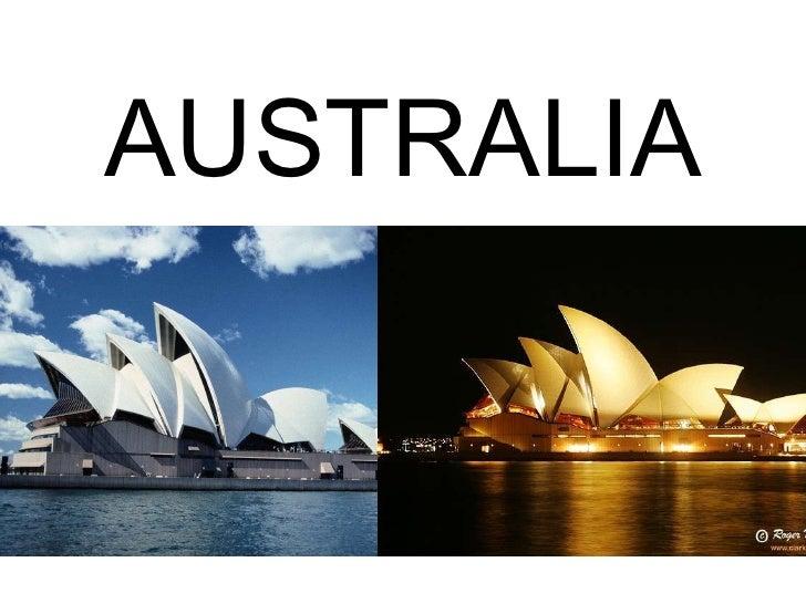 Australia apresentação final