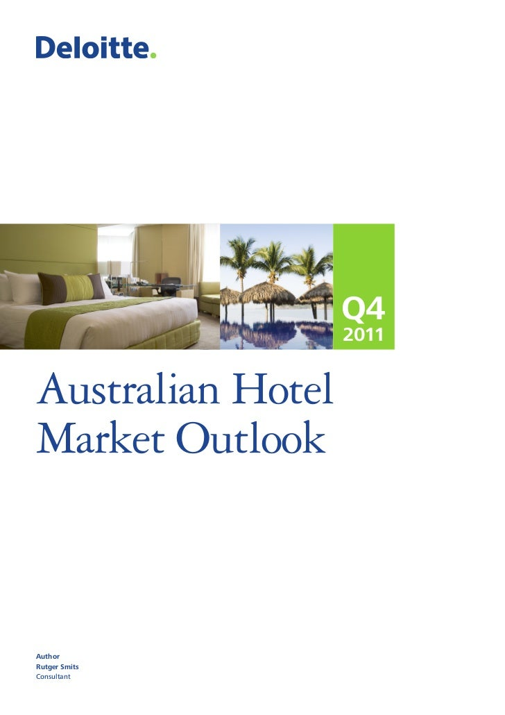 Australia Hotel Market Outlook Q4